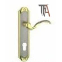 Bn/Gp Color Iron /Aluminium Material Door Handle