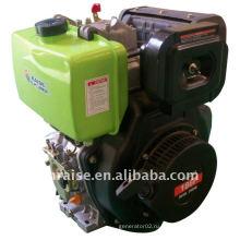 Дизельный двигатель с воздушным охлаждением
