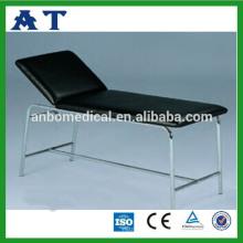 Кресло для осмотра в больнице из нержавеющей стали с регулируемой спинкой