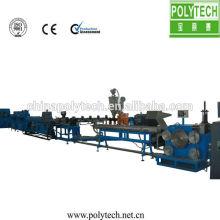 Proporcionar 2014 operación fácil laberinto tira goteo integrado riego tuberías línea de producción/fabricación de máquina de extrusión