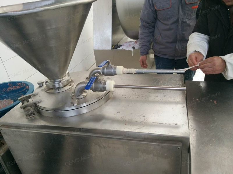 Automatic Electric Sausage Stuffer Machine