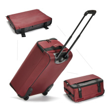 Bolso plegable del recorrido del equipaje del carro