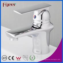 Fyeer grifo de lavabo de alta calidad grifo de agua de latón