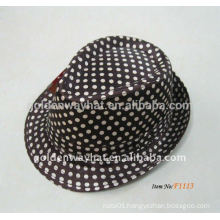 children gangster vintage fedora hats