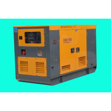 Бесшумный дизель-генератор мощностью 50 кВт