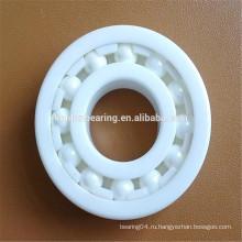 Гибридный керамический шарикоподшипник ZrO2 608 с семью шариками (кольцо из нержавеющей стали)