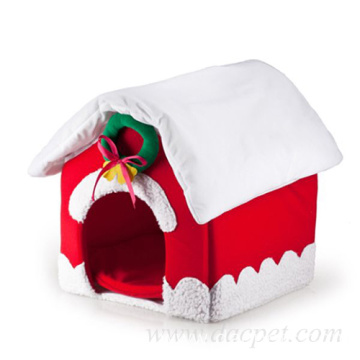 Plush Pet house for small dogs and Cats