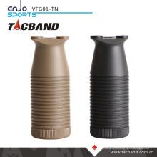 Tacband Tactical Vertical Fore Grip pour Keymod - W / Compartiment de rangement Tan