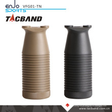 Tacband Tactical Vertical Fore Grip para Keymod - W / Storage Compartimento Tan