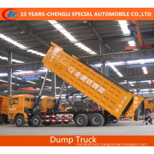 Front Lifting Dump Dumper Truck for Sale