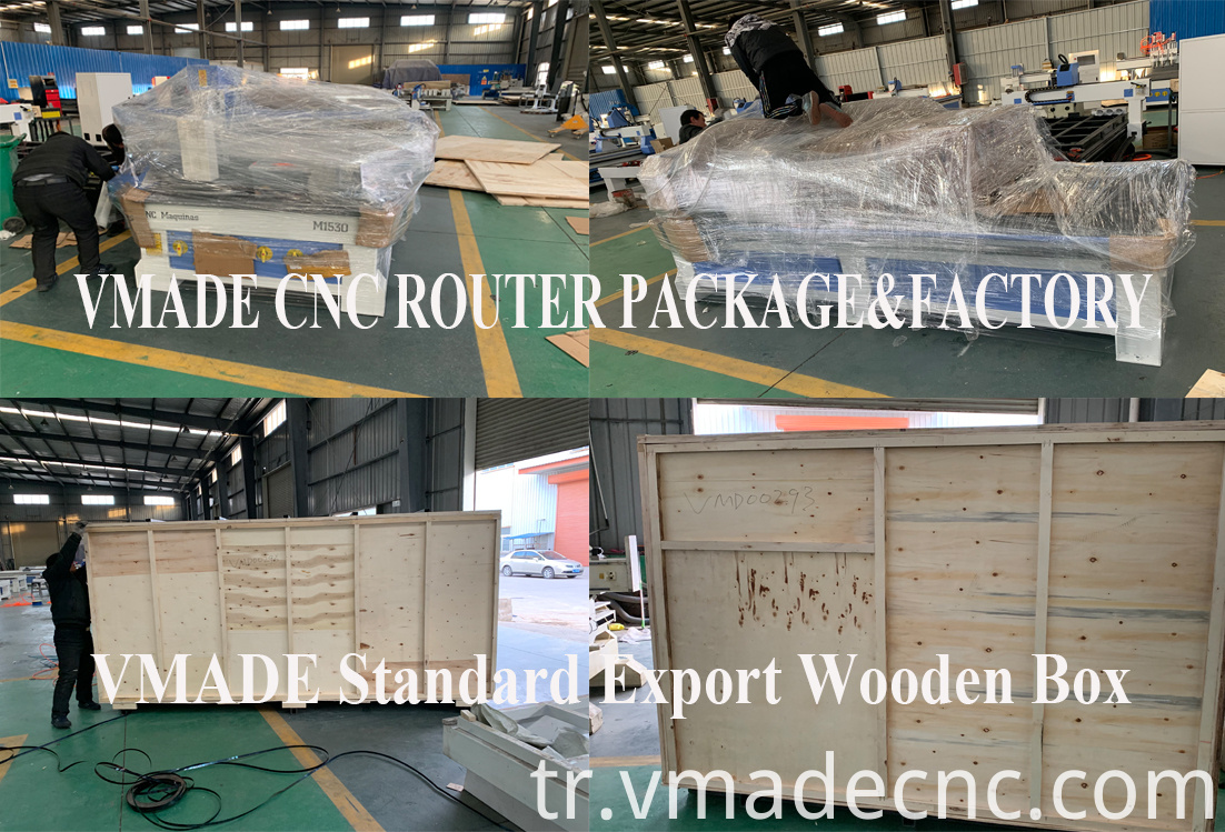 Cnc Router Package