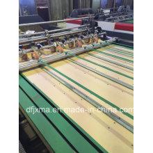 Máquina de corte de hojas y matrices de papel con tipo rotatorio