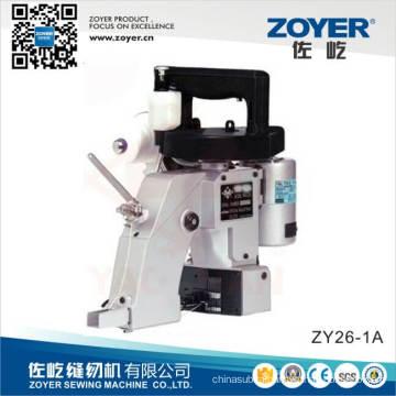 Portable Bag Closer Zoyer Sewing Packing Sealing Machine (ZY-26)