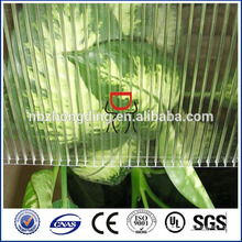 6mm twin wall polycarbonate solar panel