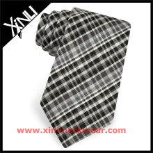 Schwarze Brooke Mens Designer Krawatte