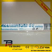 Emballage rétractable OPP Ménage Feuilles en aluminium