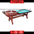Luxury Roulette Casino Table (YM-RT04)