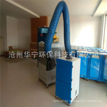 alibaba vente chaude Industriel Movable bras unique soudage extracteur de fumées