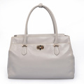 Laptoptasche Damen Leder Top-Handle Business Handtasche