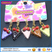 Guangzhou Boosin Fashion Jewelry Colorful Enamel Charm Hot Sale #16409