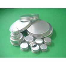 Bouchon de fermeture en aluminium à moitié dur