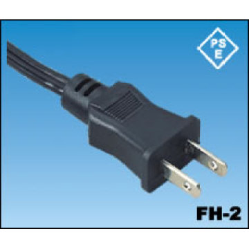 Japanese PSE Power Cord fh-2