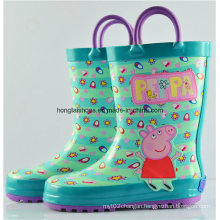 Children Non-Slip Rubber Rain Boots 08
