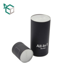 Luxury cylinder Perfume Box With Logo Design
