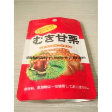 Kundenspezifische Aluminiumfolie bedruckte Doy Bag