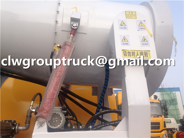Mutifunctional Anti-dust Truck Wind Send Sprayer
