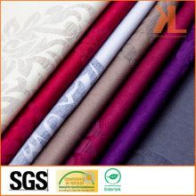 Polyester Quality Jacquard Flower/Bloom Design Wide Width Table Cloth