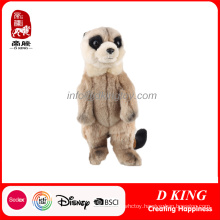 Custom Hot Sale Raccoon Plush Soft Stuffed Animal Toys