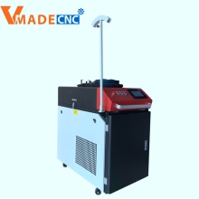 Machine de soudage au laser portative de source de fibre 1000W