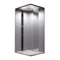 Stainless Steel Mirror Etching Home Elevator Lift