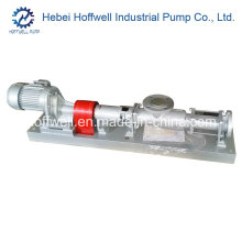 CE Approved G35-2 Mono Screw Sludge Pump