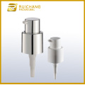 18mm cream lotion pump/ uv coating lotion pump dispenser