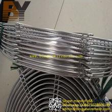 Edelstahl-Metall-Grill-Schutz