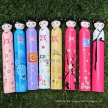Japanese Doll Style Lovely Bottle Umbrella (YSB002B)