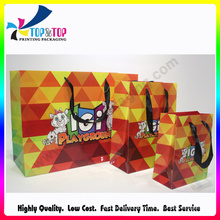 Um Lado Coated Art Paper Offset Printing Glossy Bag