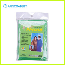 PE Impermeable Desechable de Emergencia