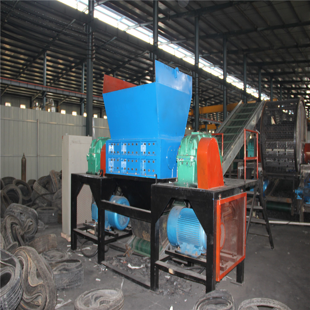 whole tyre crusher machine