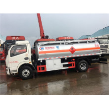 Peso bruto 9 cúbicos camión diesel explosivo inflamable