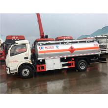 Вес брутто 9 легковоспламеняющихся взрывоопасных дизельный грузовик куб.