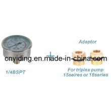 Manómetro de lavado a presión + Ad (GAD)
