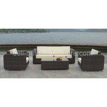Knock Down Outdoor Furniture Sofa Sets