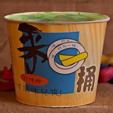 Tazón de jabón desechable promocional de buena calidad