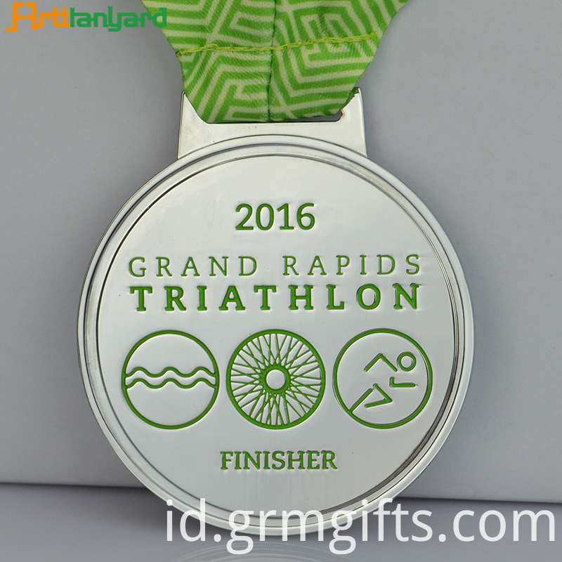 Custom Running Medals