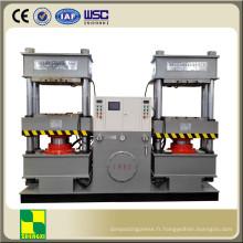 Machine de vulcanisation de presse pour les produits de mélamine