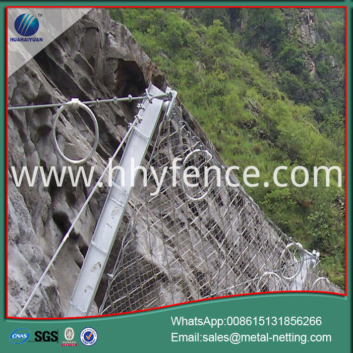 Protection Rockfall Net