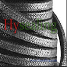Carbonized Fiber Packing with Graphite
